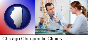 Chicago, Illinois - a chiropractic clinic